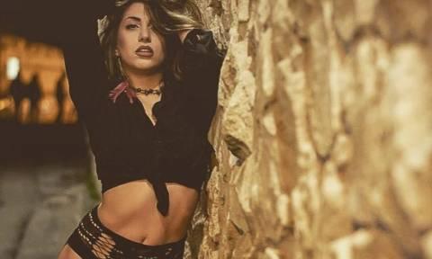 Καυτή Ελληνίδα χορεύτρια σε κολασμένες πόζες στο Instagram!