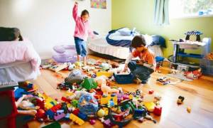 Η «μαγική» λίστα για να καθαρίζει το δωμάτιο του, χωρίς γκρίνιες