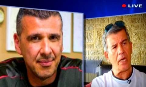 Ο Γιώργος Γερολυμάτος μιλάει για τη σύλληψη του γιου του και αποκαλύπτει τι συμβαίνει