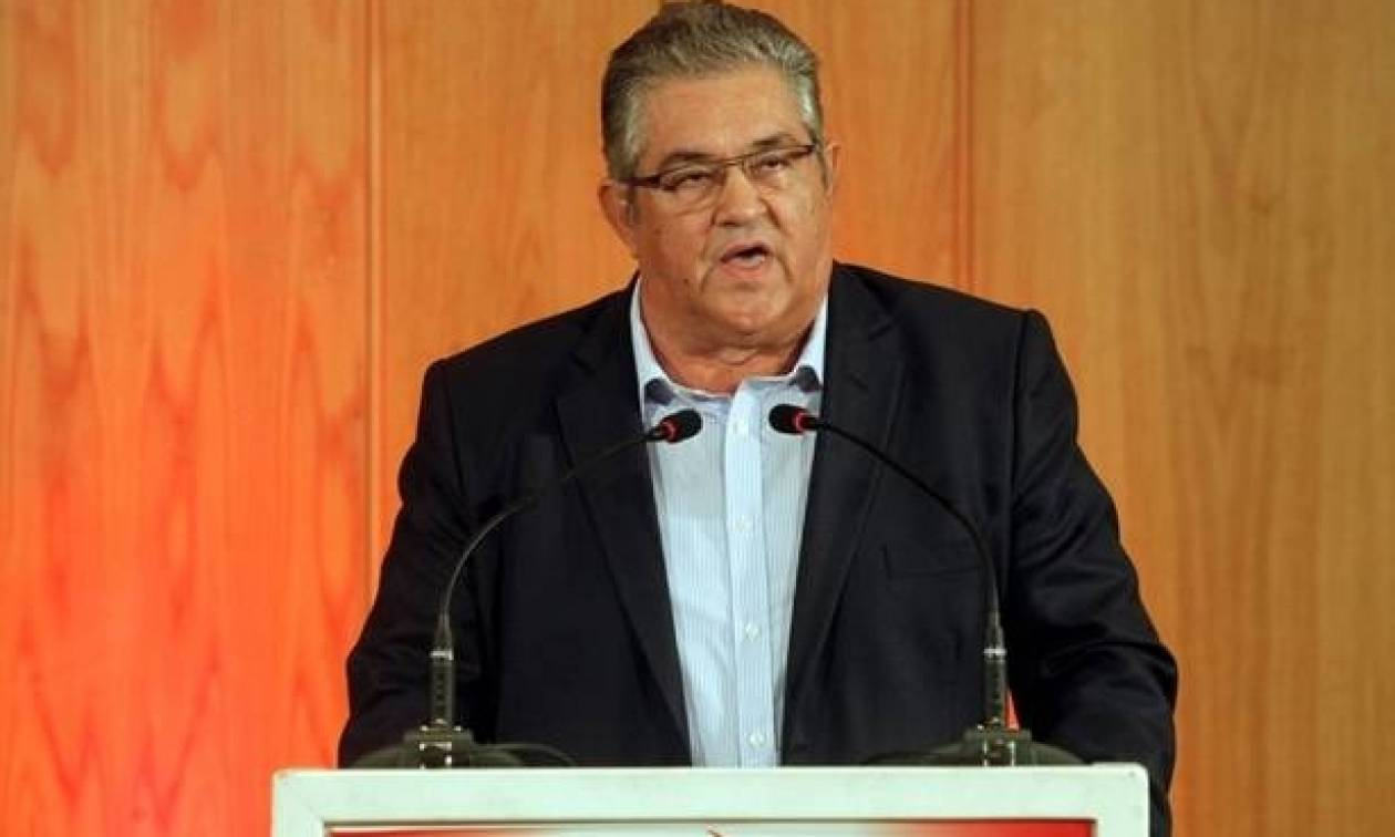 «Άνοιγμα» Κουτσούμπα σε «απογοητευμένους» και «εξαπατημένους» ψηφοφόρους του ΣΥΡΙΖΑ