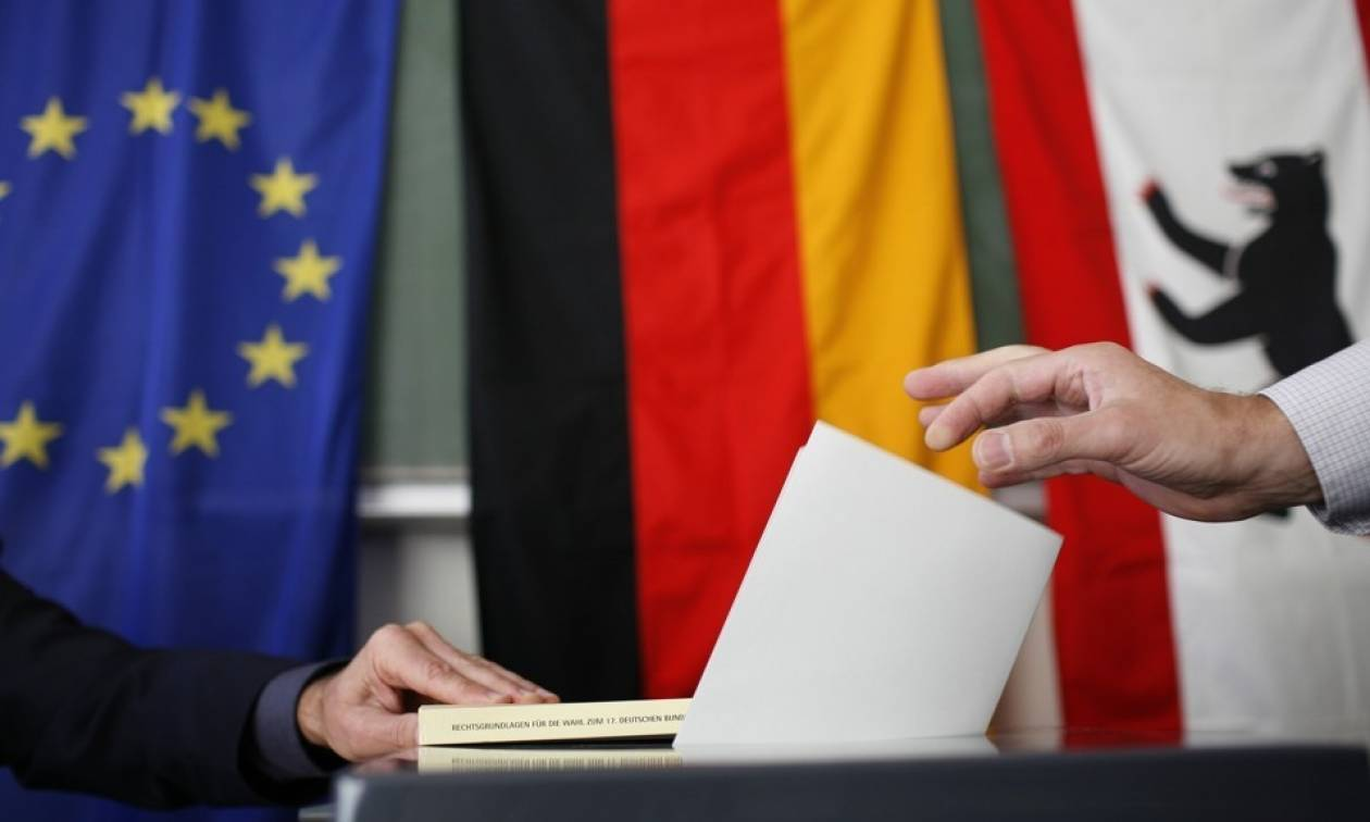 Γερμανικές εκλογές: Σκληρή μάχη για να κερδίσουν την ψήφο των αναποφάσιστων (Vid)