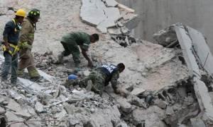 Μεξικό: Συνεχίζονται οι έρευνες για επιζώντες μετά τον νέο ισχυρό σεισμό