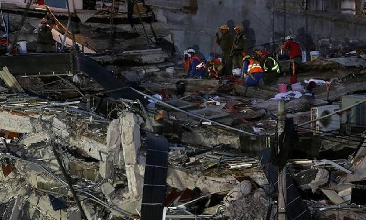 Νέος ισχυρός σεισμός στο Μεξικό