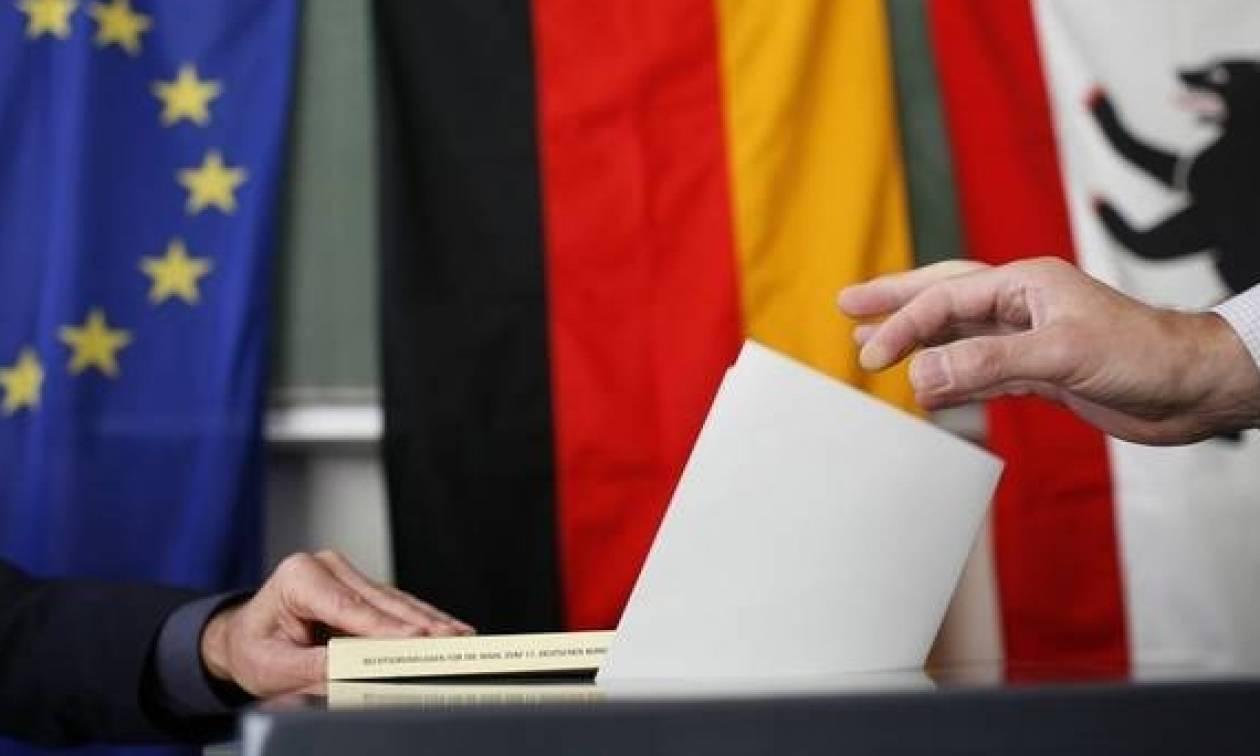 Γερμανικές εκλογές: Το δραματικό μήνυμα για την αποχή