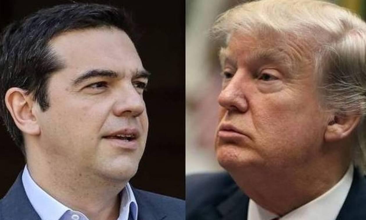 «Κλείδωσε» η συνάντηση Τσίπρα με Τραμπ στον Λευκό Οίκο – Οι προσδοκίες της Αθήνας