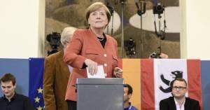 Αποτελέσματα Γερμανικές Εκλογές: Η Μέρκελ συγκεντρώνει μόλις το 38,5% των ψήφων στη Βαυαρία