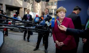 Γερμανικές εκλογές: Η πρώτη «παγωμένη» αντίδραση της Μέρκελ