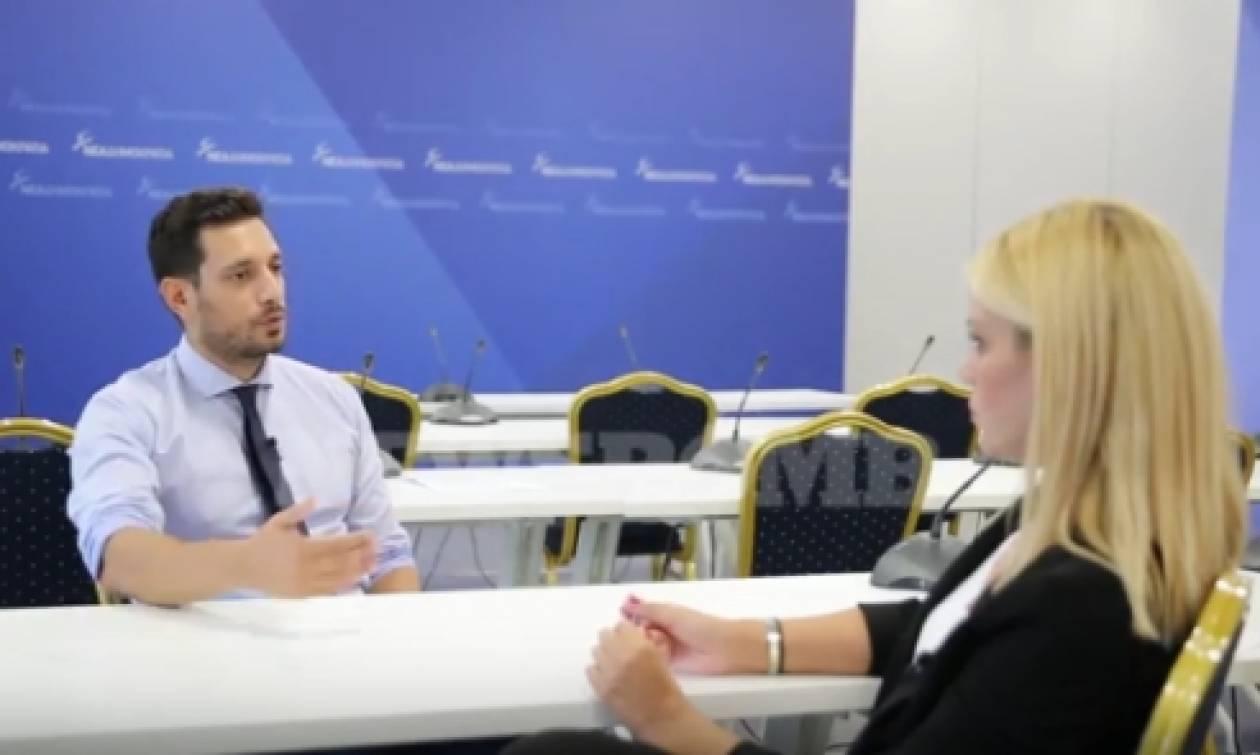 Κυρανάκης στο Newsbomb.gr: «Θα επιδιώξουμε συνεργασίες με όλα τα δημοκρατικά κόμματα»