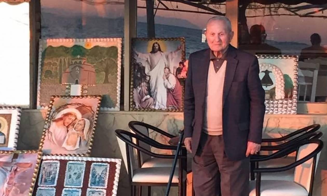 Θρήνος στην Αμαλιάδα για τον επιχειρηματία Σταύρο Ρουμπάτο