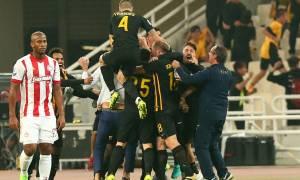 Η ΑΕΚ έχει προπονητή και ο Ολυμπιακός… κλόουν