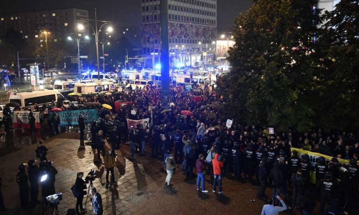 Εκλογές Γερμανία: Διαδηλώσεις στις μεγάλες πόλεις εναντίον του AfD (vid)