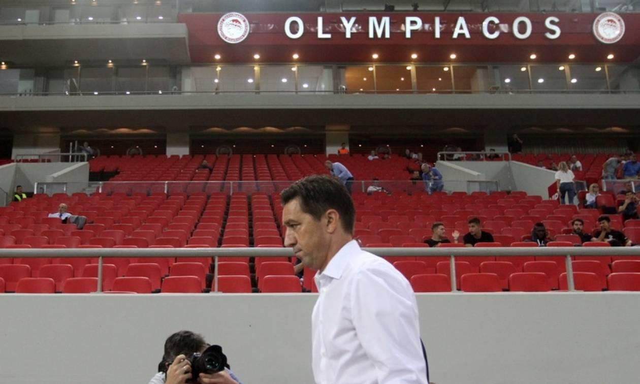 Τέλος από τον Ολυμπιακό ο Χάσι