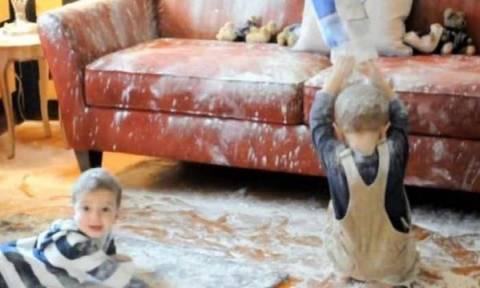 Είκοσι λόγοι που ένα παιδί μπορεί να μας φρικάρει