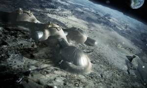 Fly me to the moon: Ξεκινάει ο εποικισμός της Σελήνης – Δημιουργείται το πρώτο χωριό