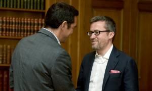 Τι συζήτησαν ο Τσίπρας με τον Ευρωπαίο Επίτροπο Καινοτομίας στο Μαξίμου