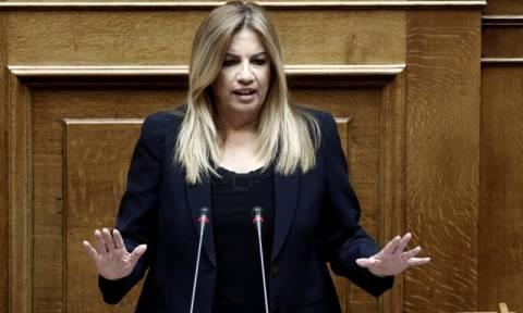 Βουλή - Γεννηματά: Αυτή η Εξεταστική θα γίνει και όλα θα έρθουν στο φως