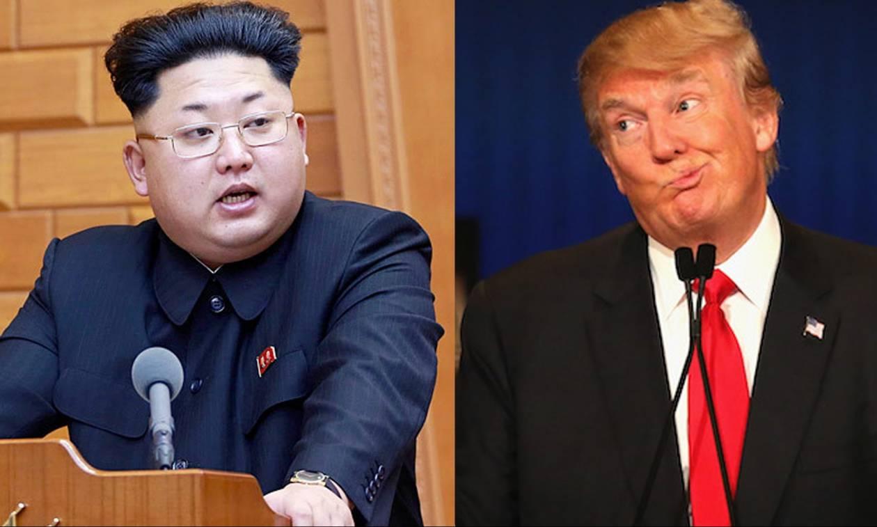 Βόρεια Κορέα: Ο Τραμπ μας κήρυξε τον πόλεμο - Δικαίωμά μας να καταρρίψουμε μαχητικά των ΗΠΑ
