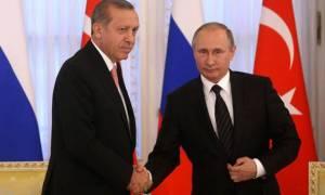 Συνάντηση Πούτιν – Ερντογάν στην Άγκυρα