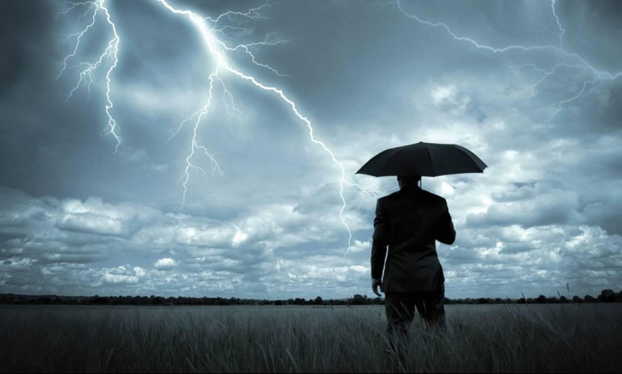 Άστατος ο καιρός την Τρίτη (26/9): Δείτε πού θα βρέξει - Αναλυτική πρόγνωση