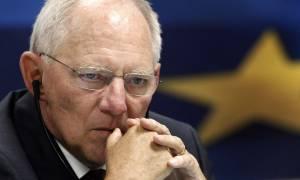 Έτινγκερ: Ο Σόιμπλε είναι ιδανικός για την προεδρία της γερμανικής Βουλής