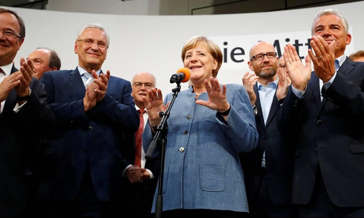 Εκλογές Γερμανία: Το συνασπισμό «Τζαμάικα» προτιμάει πλέον η πλειοψηφία των Γερμανών