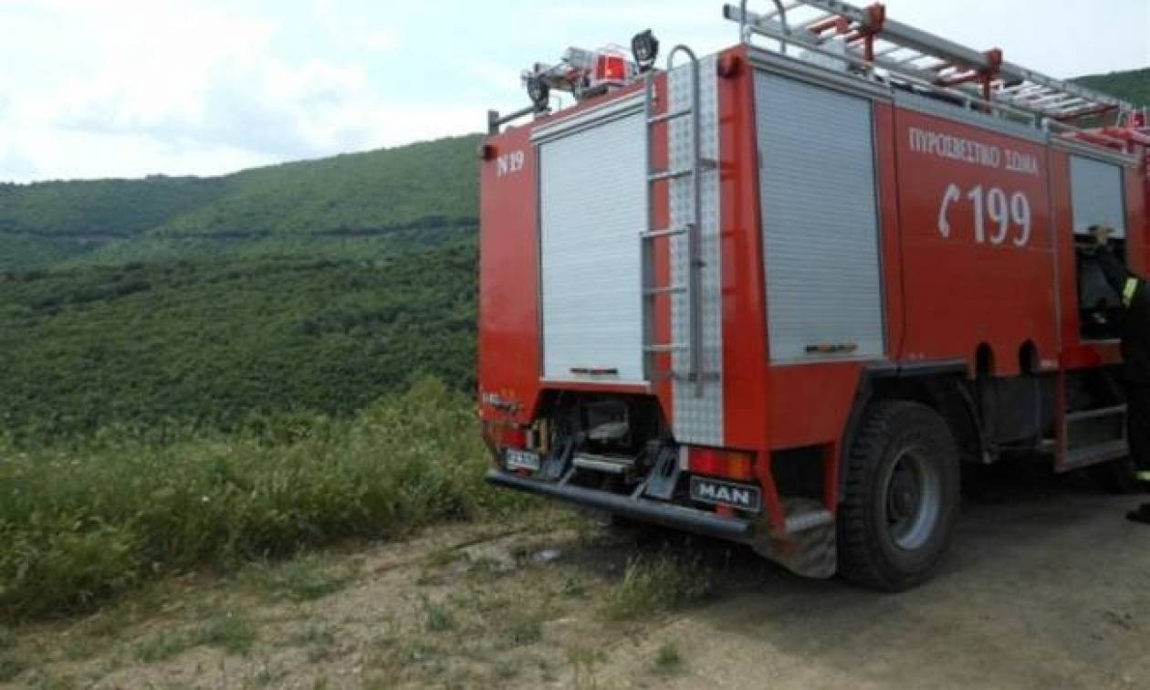 Ο χάρτης πρόβλεψης κινδύνου πυρκαγιάς για την Τρίτη 26/9 (pic)