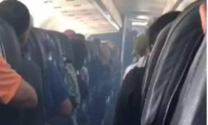 Συναγερμός στο αεροδρόμιο: Η καμπίνα του αεροπλάνου γέμισε καπνούς