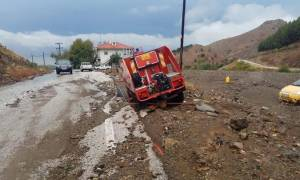 Κακοκαιρία: Σε κατάσταση εκτάκτου ανάγκης η Σαμοθράκη