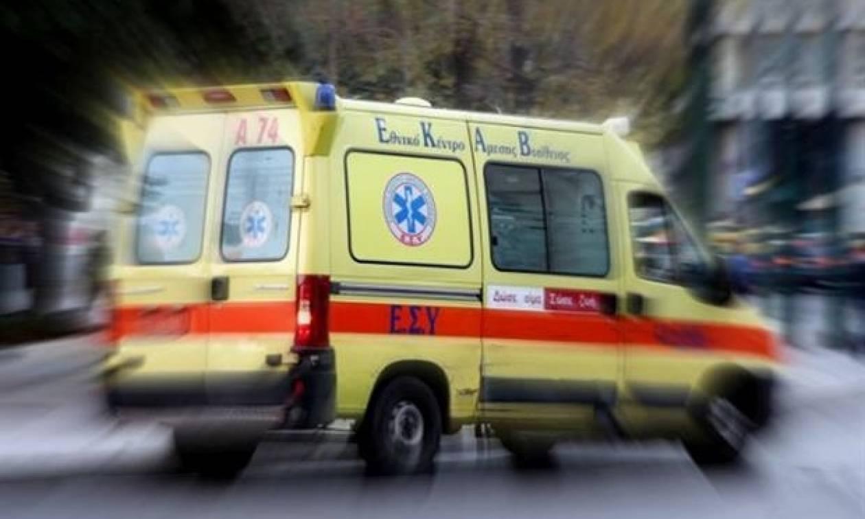 Θανατηφόρο δυστύχημα έξω από την Καστοριά
