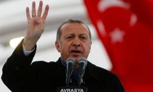 «Δηλητήριο» Ερντογάν για Μέρκελ: Δε θα μπορέσουν να σχηματίσουν κυβέρνηση