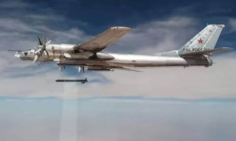 Η Ρωσία σφυροκοπά τον ISIS: «Κόσκινο» στόχοι των τζιχαντιστών στη Συρία (vid)