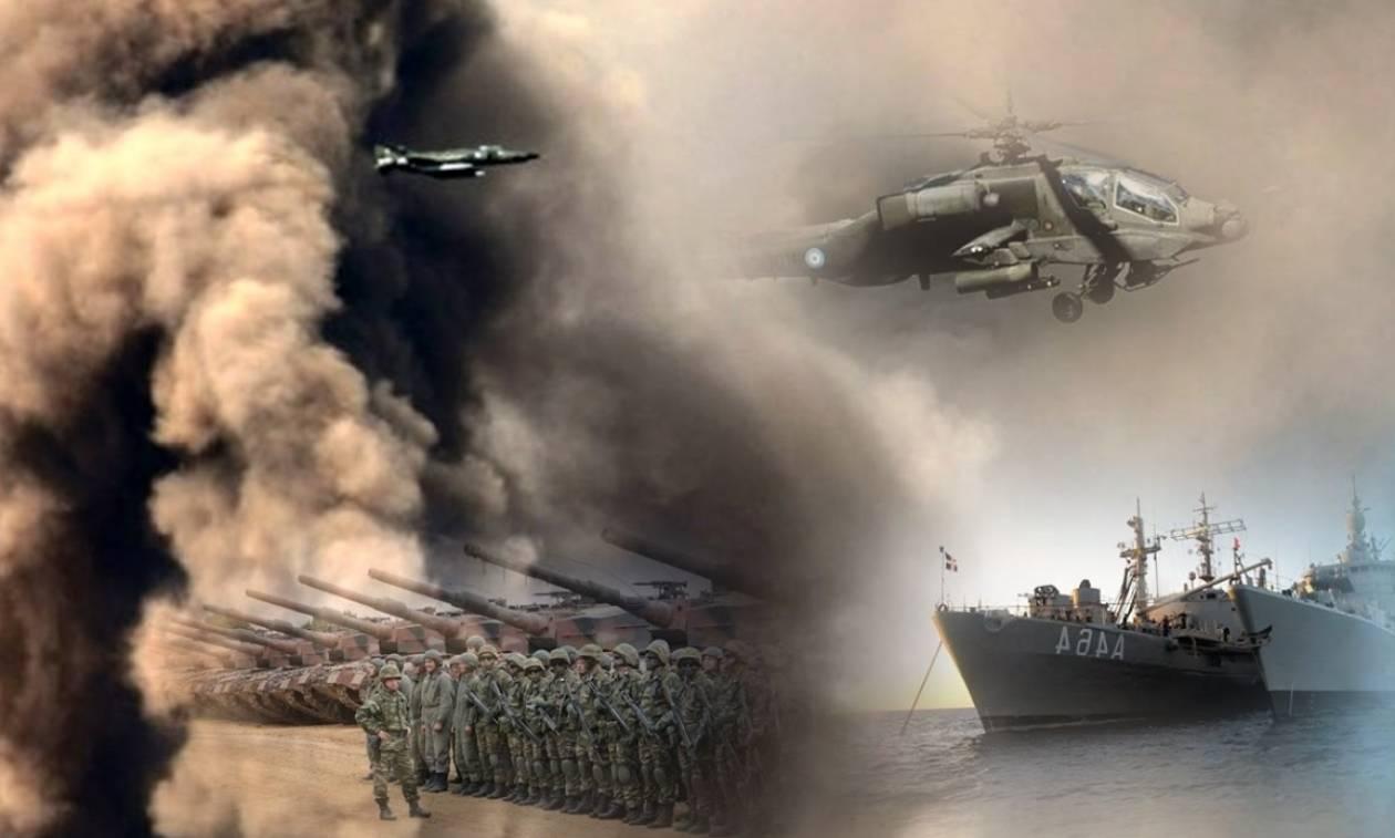 Σε επιφυλακή Στρατός, Ναυτικό και Αεροπορία - Τι θα συμβεί στις 29 Σεπτεμβρίου;