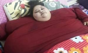 Πέθανε στα 37 η πιο παχύσαρκη γυναίκα του κόσμου – Δείτε πόσα κιλά ζύγιζε (pics)