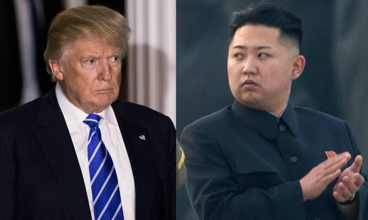 Δραματικές εξελίξεις – Τραμπ: Είμαστε έτοιμοι για επίθεση κατά της Β. Κορέας
