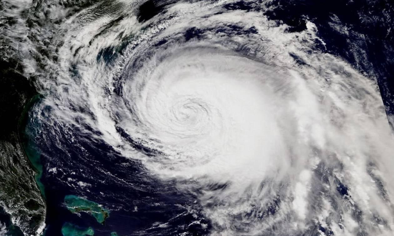 Σε τροπική καταιγίδα θα υποβαθμιστεί o τυφώνας «Μαρία»