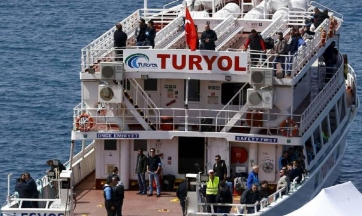 Νέα πρόκληση: Η Τουρκία «δένει» τα τουριστικά της πλοία που προσεγγίζουν τα ελληνικά νησιά
