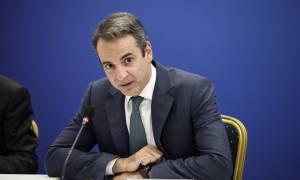 Μητσοτάκης: Τσίπρας και Καμμένος θα πάνε σφιχταγκαλιασμένοι στον πολιτικό «βυθό» τους