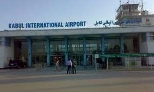 Πύραυλοι στο αεροδρόμιο της Καμπούλ λίγα λεπτά μετά την προσγείωση του Αμερικανού υπουργού Άμυνας
