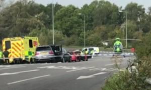 Μπρίστολ: Αστυνομικοί άνοιξαν πυρ κατά οδηγού αυτοκινήτου - Ένας νεκρός