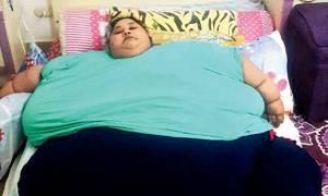 Πέθανε στα 37 της η πιο παχύσαρκη γυναίκα του κόσμου - Ζύγιζε 499 κιλά