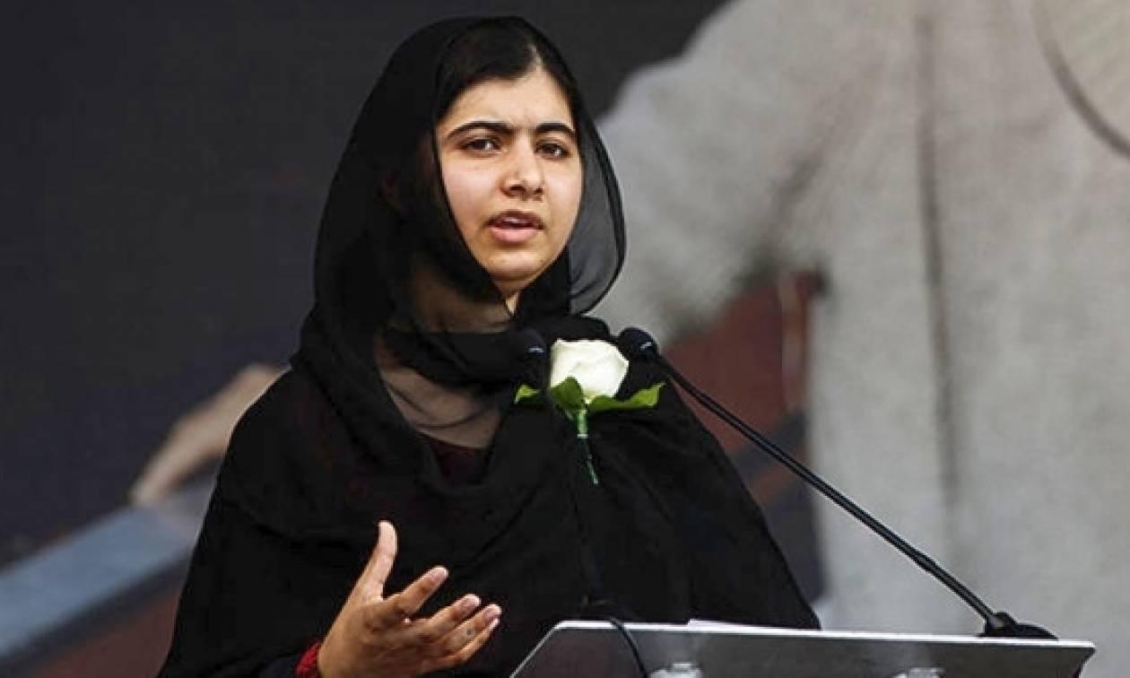 Η νομπελίστας Μαλάλα τιμά γυναίκες επιστήμονες στο Grand Central Station