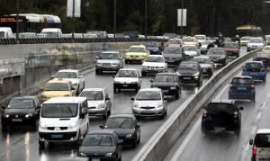 ΤΩΡΑ: Μποτιλιάρισμα στους δρόμους της Αθήνας – Ποιες περιοχές να αποφύγετε