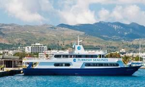 Προβληματισμός για την απαγόρευση απόπλου τουρκικών εμπορικών πλοίων προς την Ελλάδα
