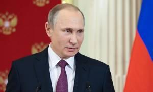 Πούτιν: Καταστρέψαμε και το τελευταίο απόθεμα χημικών όπλων της Ρωσίας