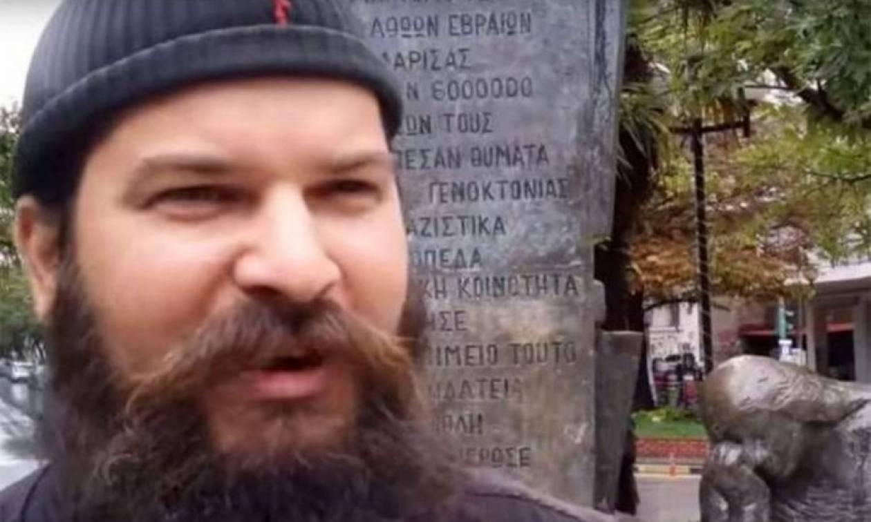 Θεσσαλονίκη: Προσήγαγαν τον πατέρα Κλεομένη - Ετοιμαζε διαμαρτυρία κατά του Πατριάρχη (vid)