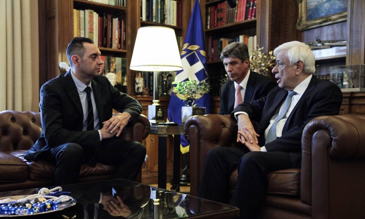 Ηχηρό μήνυμα Παυλόπουλου: Τα Βαλκάνια πρέπει να γίνουν η νοτιοανατολική πλευρά της ΕΕ