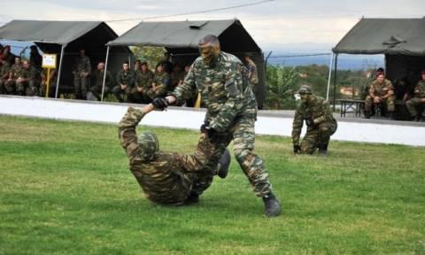 Στρατιωτικοί Αγώνες: Μηχανοκίνητοι εναντίον Καταδρομέων