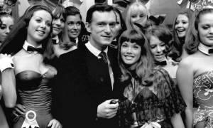 Χιου Χέφνερ: Ποιος ήταν ο ιδρυτής του Playboy (pics&vids)