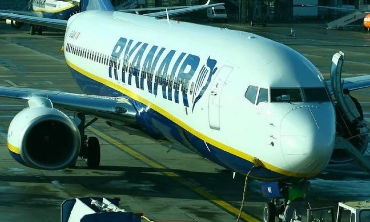 Ryanair: Αυτές είναι οι πτήσεις που ακυρώνονται στην Ελλάδα