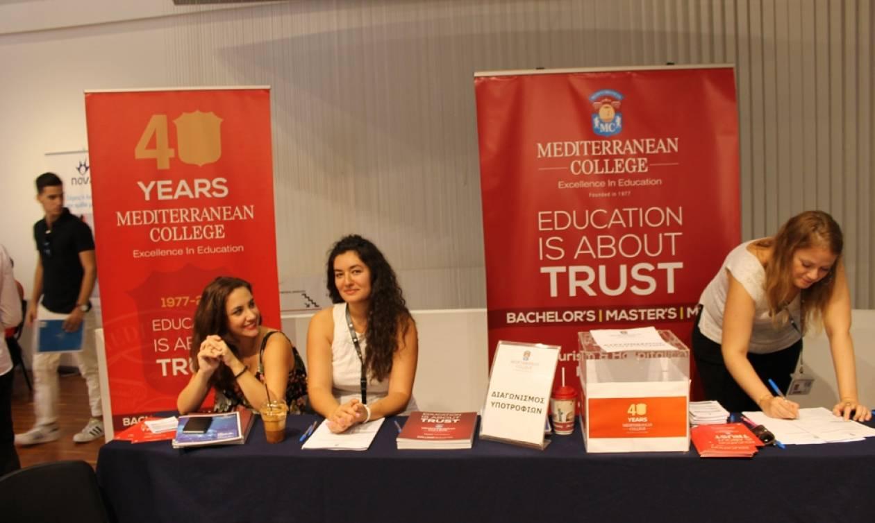 Employability Fair 2017: Η μεγάλη Έκθεση Καριέρας του Mediterranean College